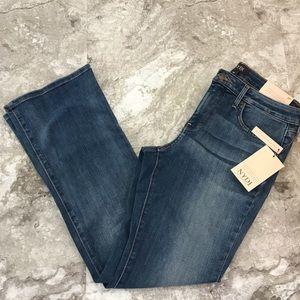NYDJ Barbara boot-cut jeans clean cabrillo 6p